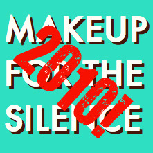 Makeup For The Silence Best Of 2010 Mix cover art