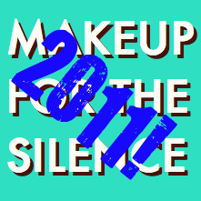 Makeup For The Silence Best Of 2011 Mix cover art